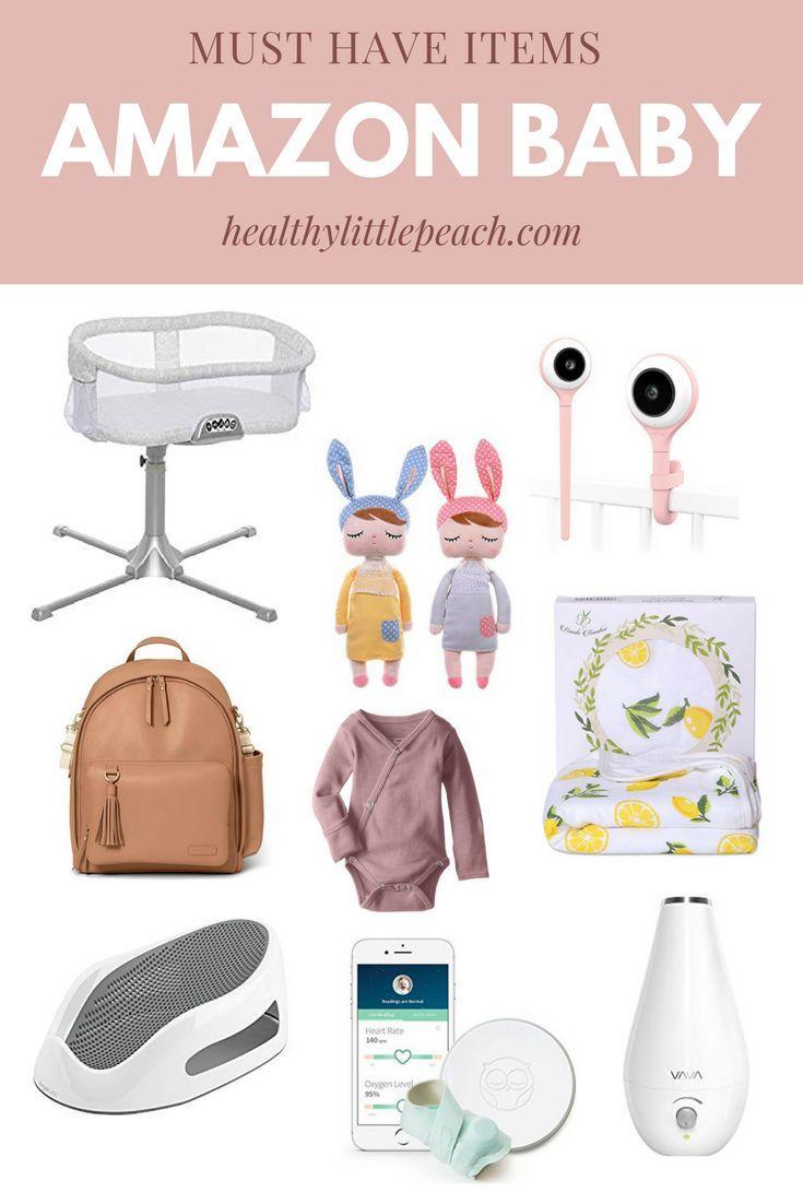 "Amazon Baby ""Must Have"" Items   Amazon baby, Baby items ..."