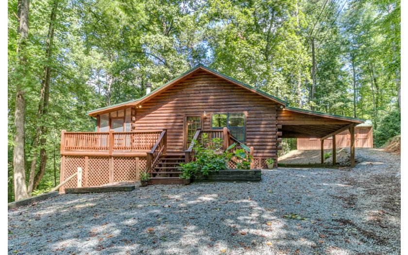 North Georgia Log Cabins For Sale North Georgia Mountain Realty Llc Real Estate For Sale In Blue Ridge