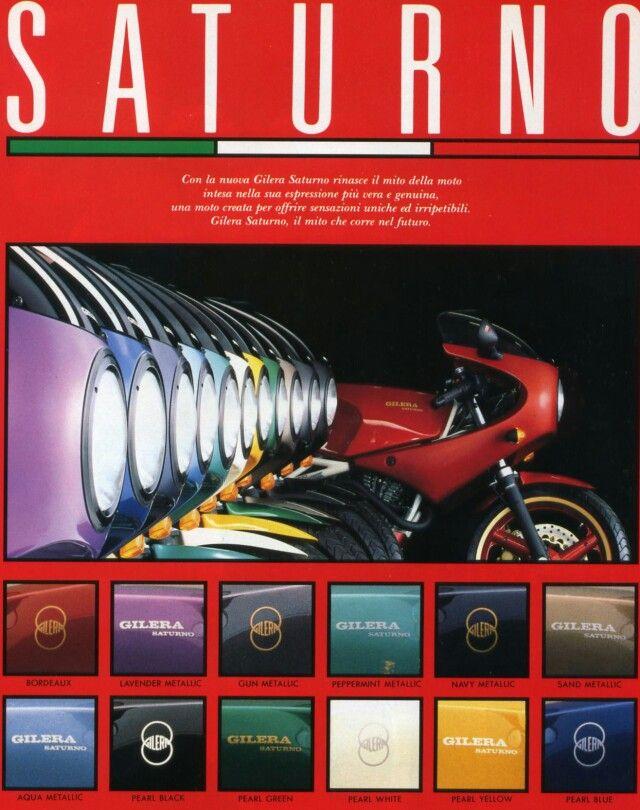 Gilera Saturno