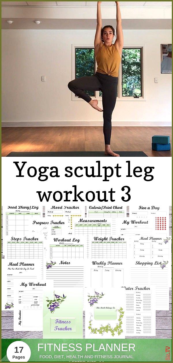 Yoga sculpt leg workout 3 Yoga sculpt leg workout 3 John Cole jcole4113 Fitness This yoga sculpt bar...