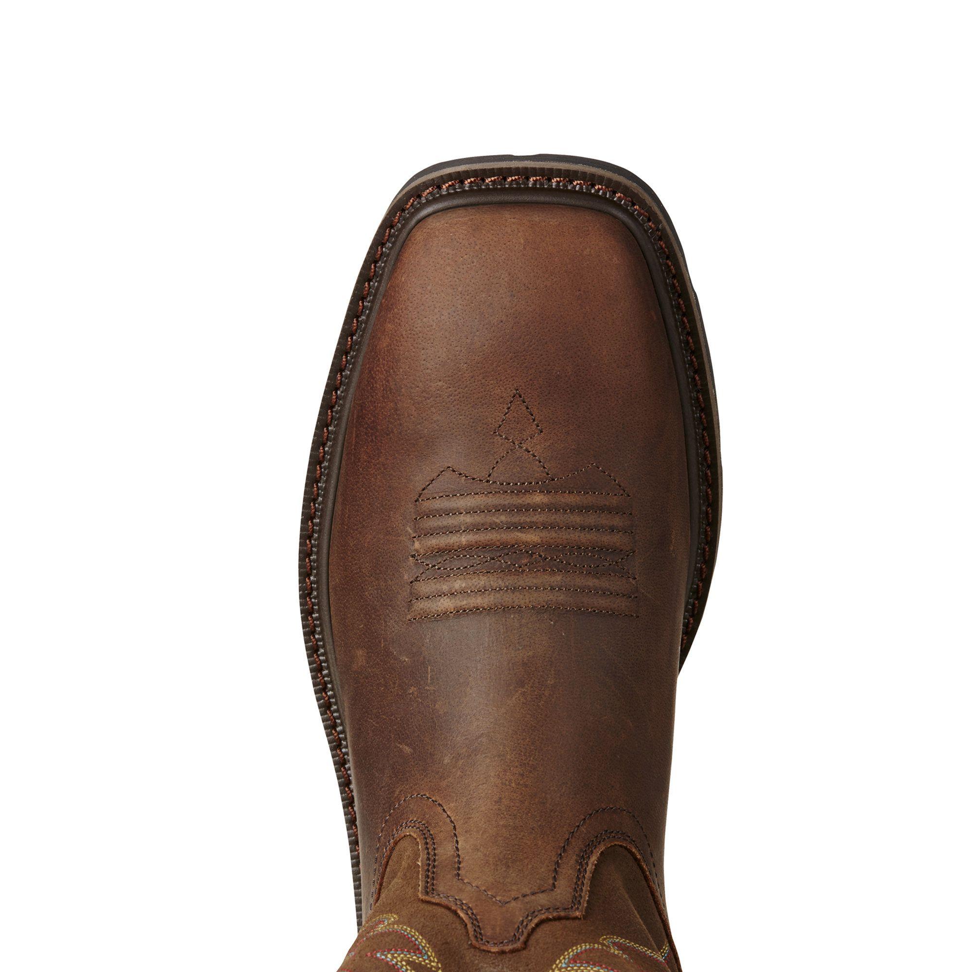 Groundbreaker Work Boot Ariat Mens Boots Boots Steel Toe Work Boots