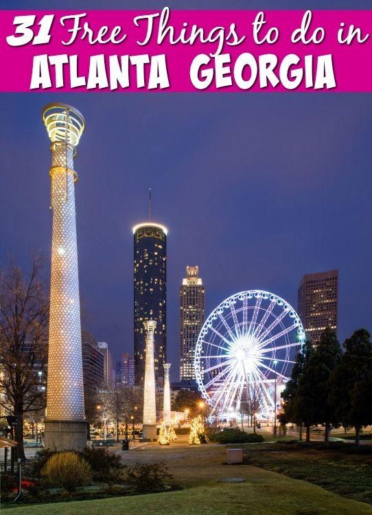 Affordable Attractions in Metro Atlanta - TripSavvy