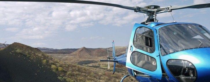 helicopter-safari-kenya - DK Safaris