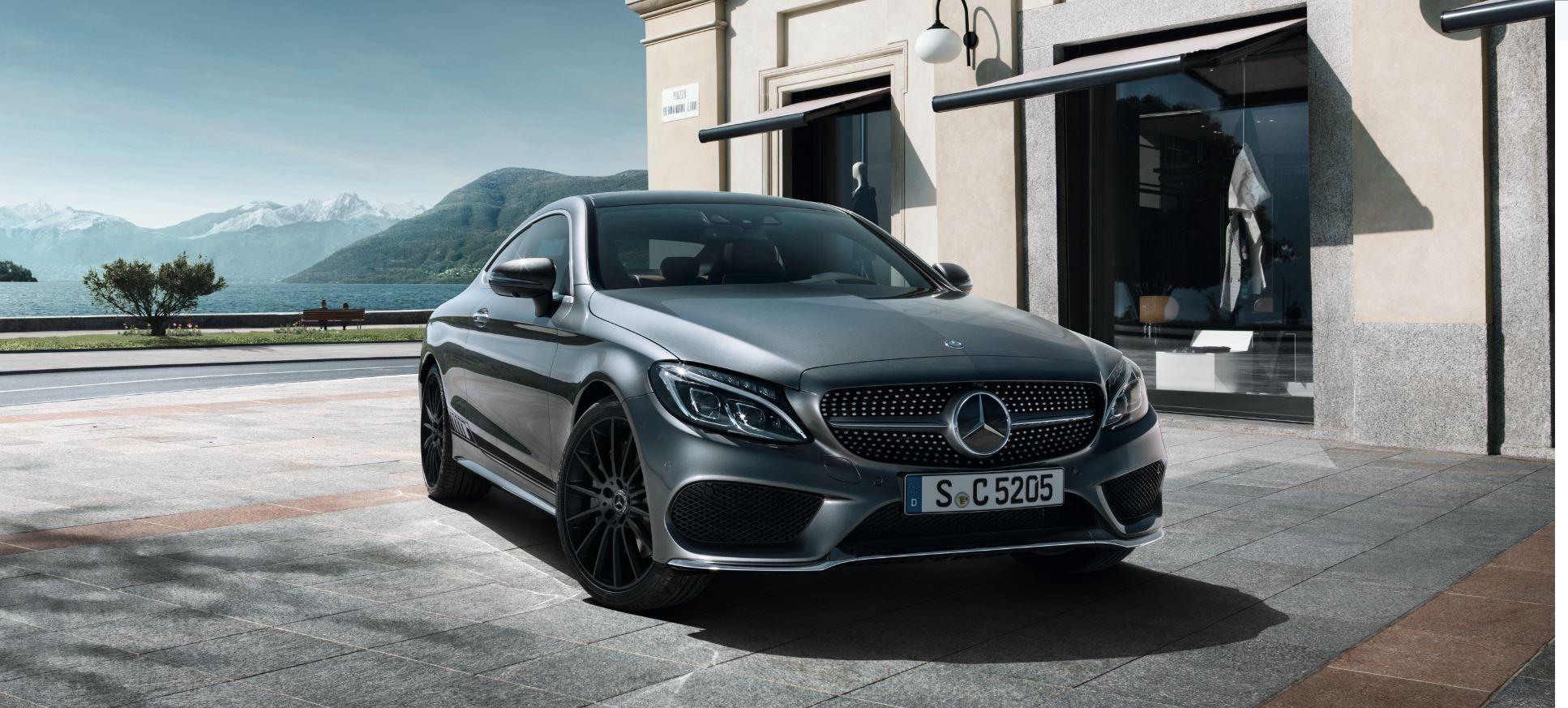 Mercedes Adds Darker Nightfall Editions To C Class Uk Range