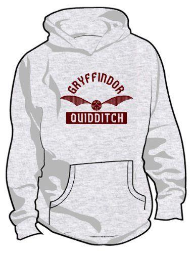 : Harry Potter: Gryffindor Quidditch Hooded