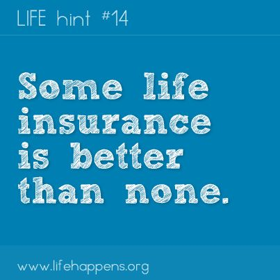 Life Happens The Life And Health Insurance Foundation For