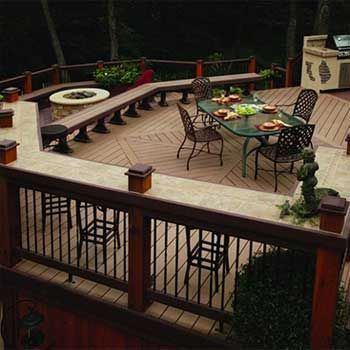 Installing a Rail Bar Top: An Easy and Inexpensive Way to ...