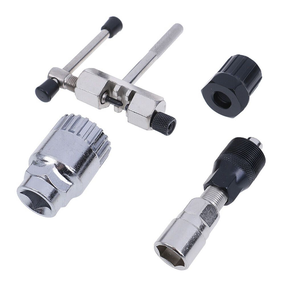Mountain Bike Bicycle Crank Bottom Bracket Removal Repair Axis Puller Tools