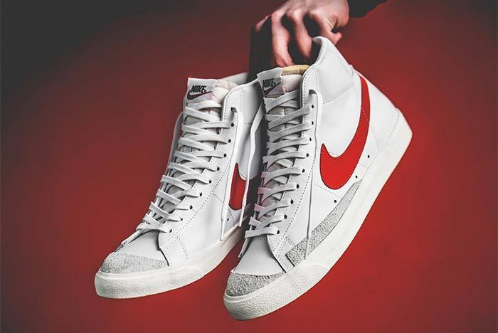 The Nike Blazer Gets An Eu Exclusive Release Minimalist Shoes Sneakers Men Fashion Hype Shoes
