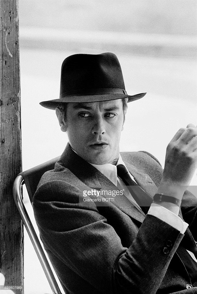 Thrillers With Images Alain Delon Actors Film