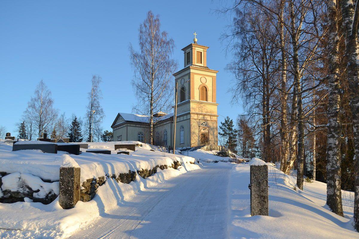 Suodenniemen kirkko,