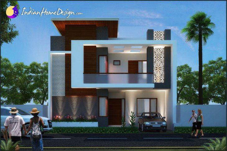 3bhk home plans, home outer designs, independent home plans, modern ...