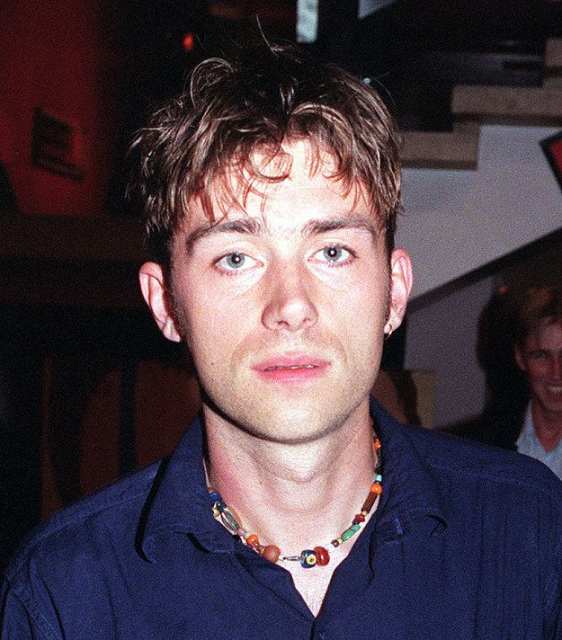 How much britpop icons have changed since the 39 90s best for Damon albarn