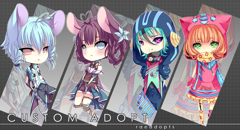 Offer for Custom Adopt[OPEN] by ~raeadopts on deviantART