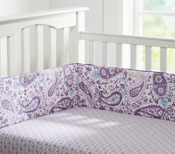 Brooklyn Baby Bedding Set Crib Sheets Girl Baby Bedding