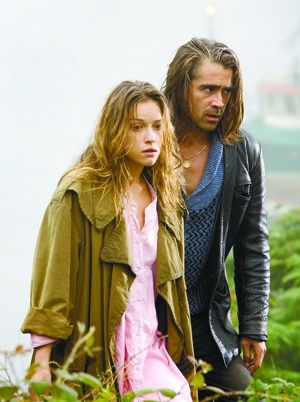 Ondine... an Irish romantic drama film directed and written by Neil Jordan... and starring Colin Farrell and Alicja Bachleda.