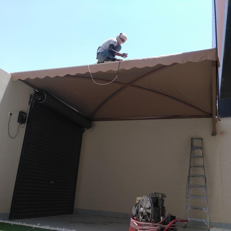 مظلات سواتر المملكه لتواصل 0550612735 Outdoor Decor Home Decor Outdoor