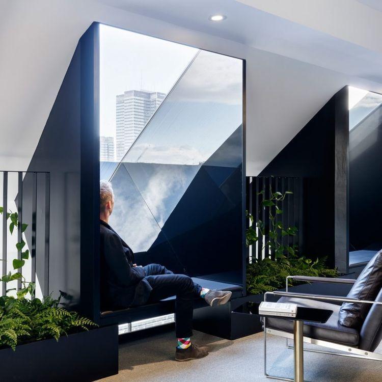 dezeen cisco offices studio. ODOS Architects Designs Monochrome London Office For Slack Instant-messaging App (Dezeen) Dezeen Cisco Offices Studio A