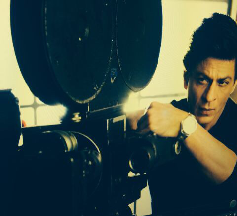 Shah Rukh Khan rare photo