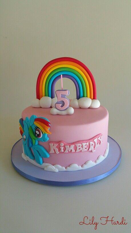 My Little Pony Cake Cake Creations Pinterest Pony