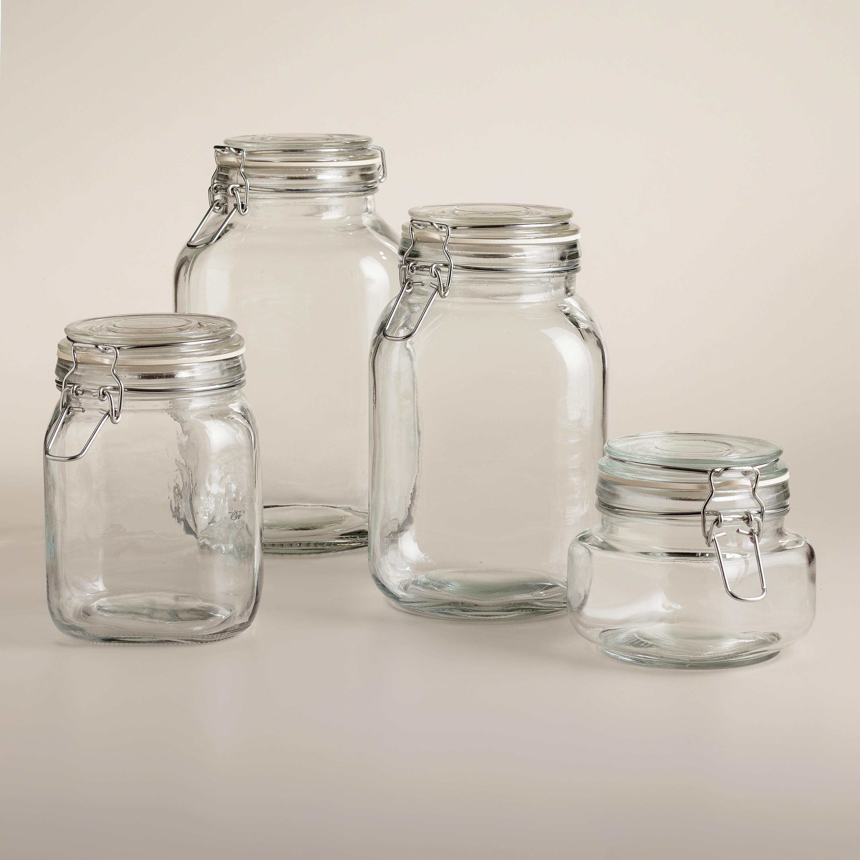 Image result for cool retro glass packaging | Jars | Pinterest