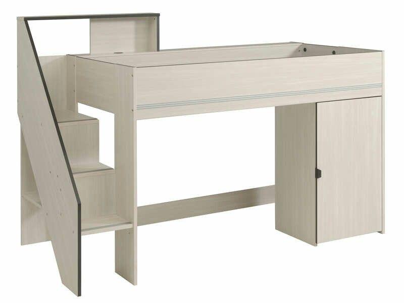 Lit Sureleve Gravity Conforama Furniture Online Furniture Mid Sleeper Bed