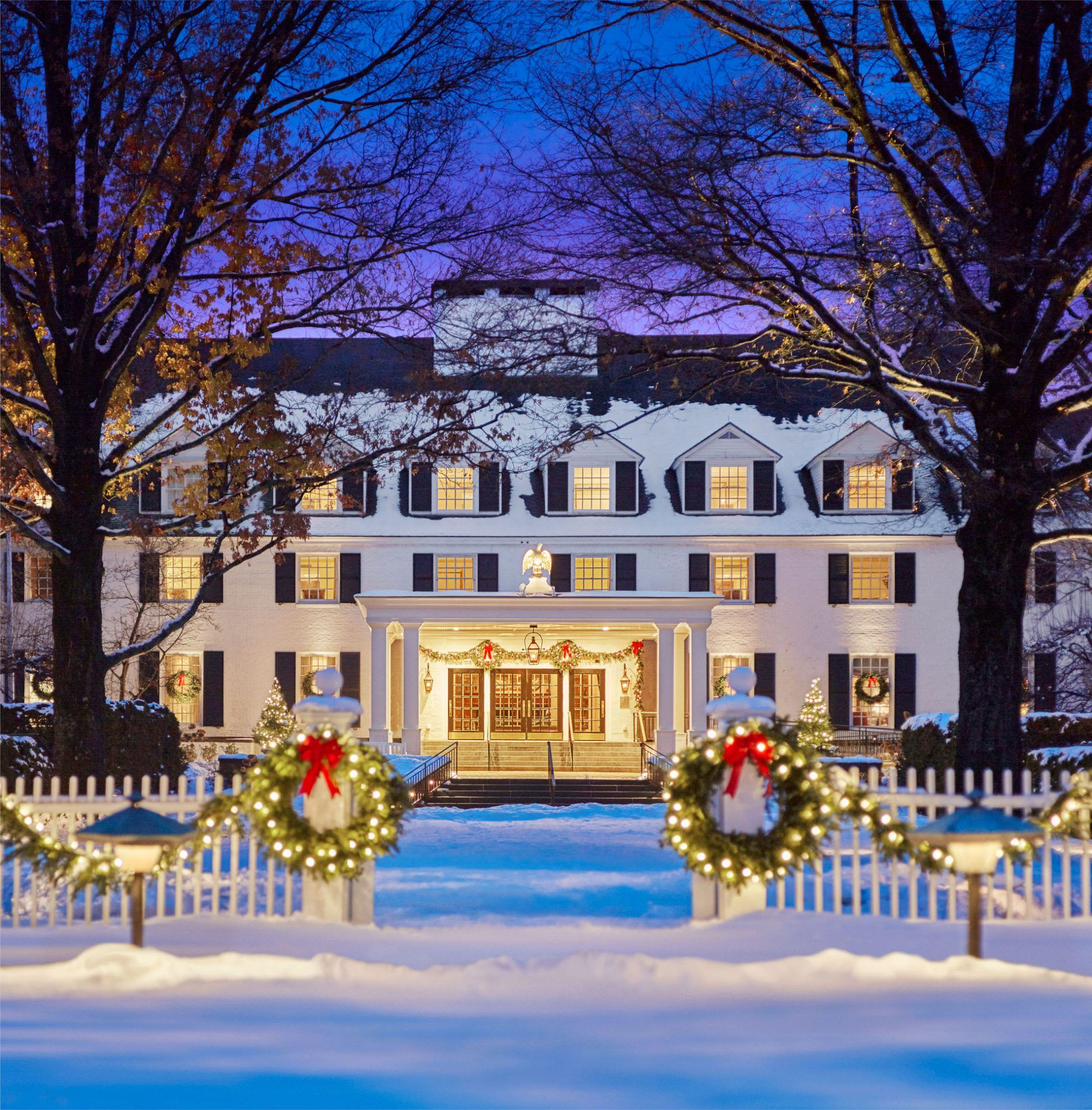 These Four U S Hotels Are Known For Their Amazing Holiday