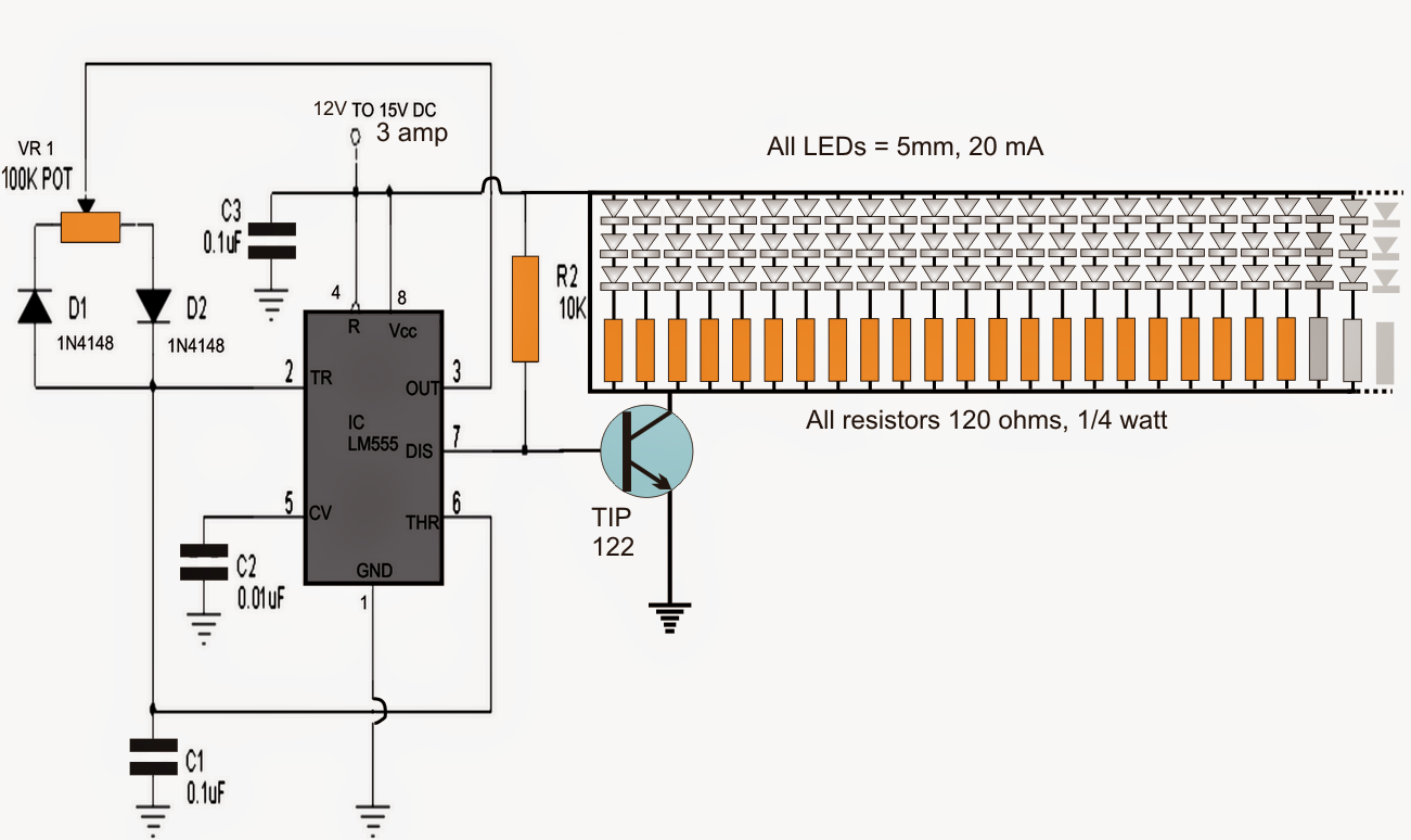 Simple Light Circuit Diagram 120 Signal Distribution Amplifier Tradeoficcom In This Post We Gain Knowledge Entirely Relating To A Surprisingly 1301x774