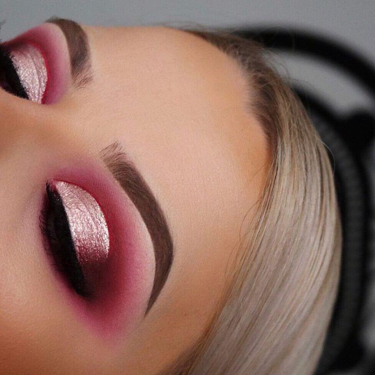 Huda beauty desert dusk eyeshadow palette #makeup #hudabeauty #ad #eyemakeup