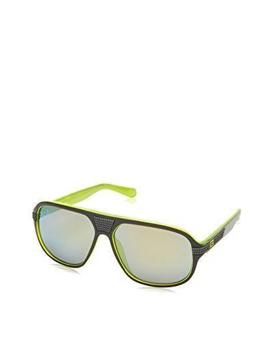 2ce026349f Guess Gafas de Sol GU 6836 (61 mm) Gris / Lima | Womens | Sunglasses ...