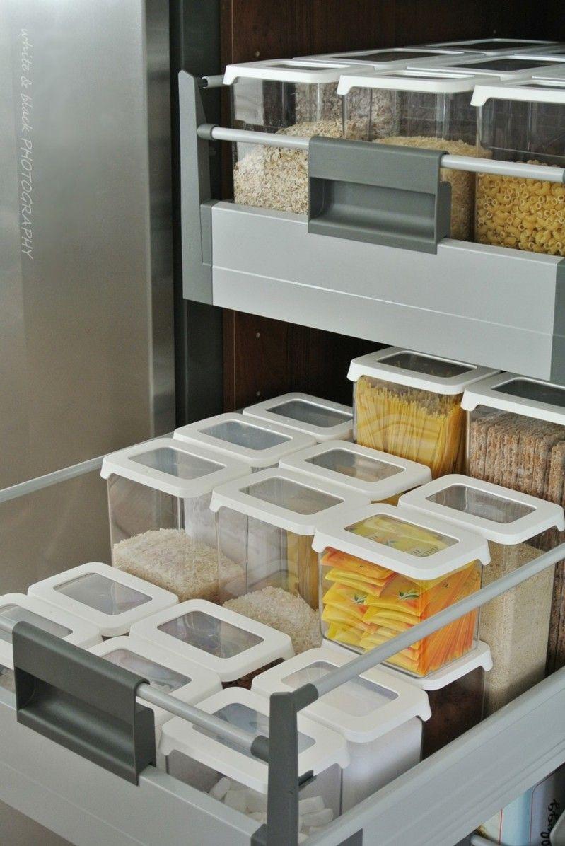 épinglé par ❃❀CM❁✿GastroMax Orthex - Dry food keepers