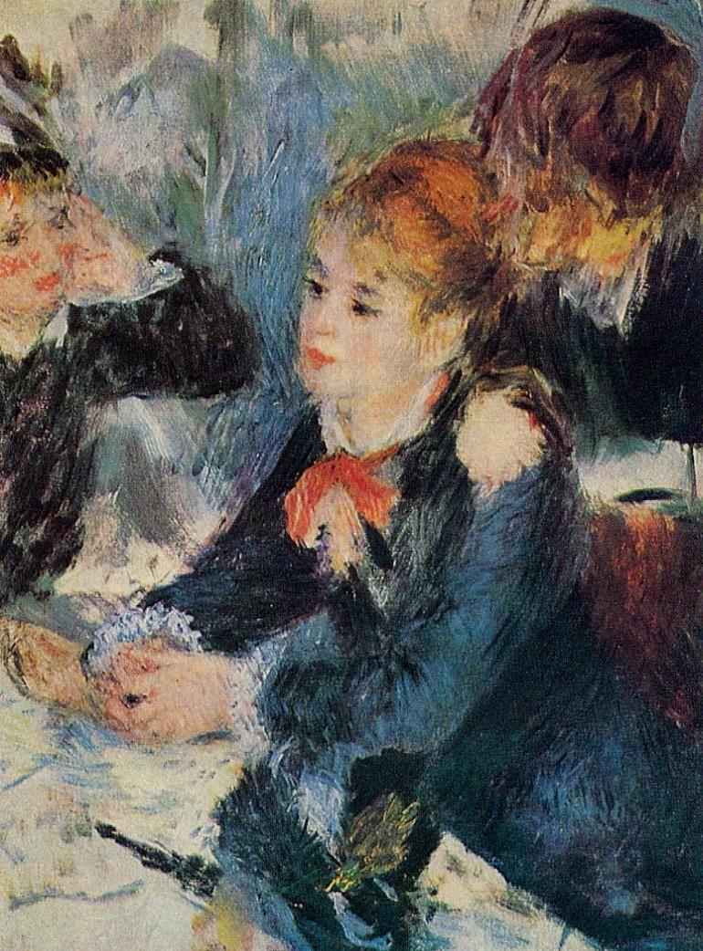 A The Milliners 1876 Renoir Artwork Renoir Art Renoir Paintings