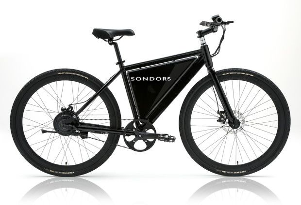Sondors Thin Electric Bike Indiegogo Electric Bike Electric Bike Bicycles Bike