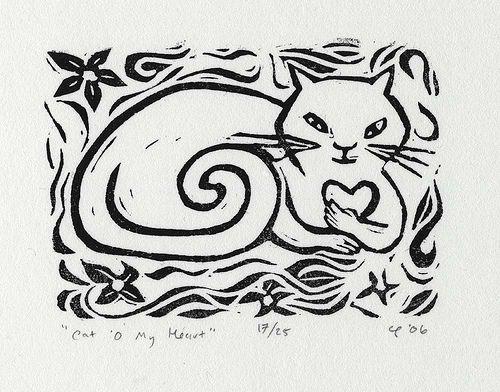 Cat O My Heart