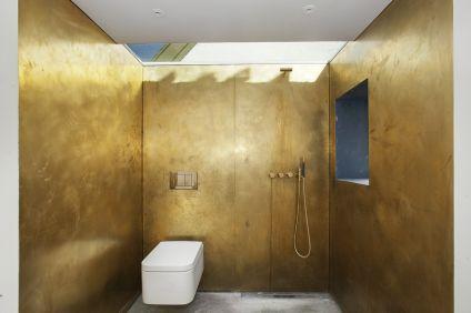 brass walls ..... wow!!