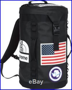 0db101f648 SUPREME X THE NORTH FACE Trans antarctica Expedition Big Haul Backpack Black