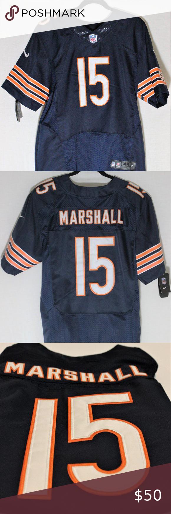 brandon marshall authentic jersey
