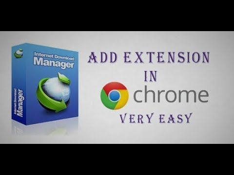 How to add IDM Extension In Google Chrome in few minutes in bengali