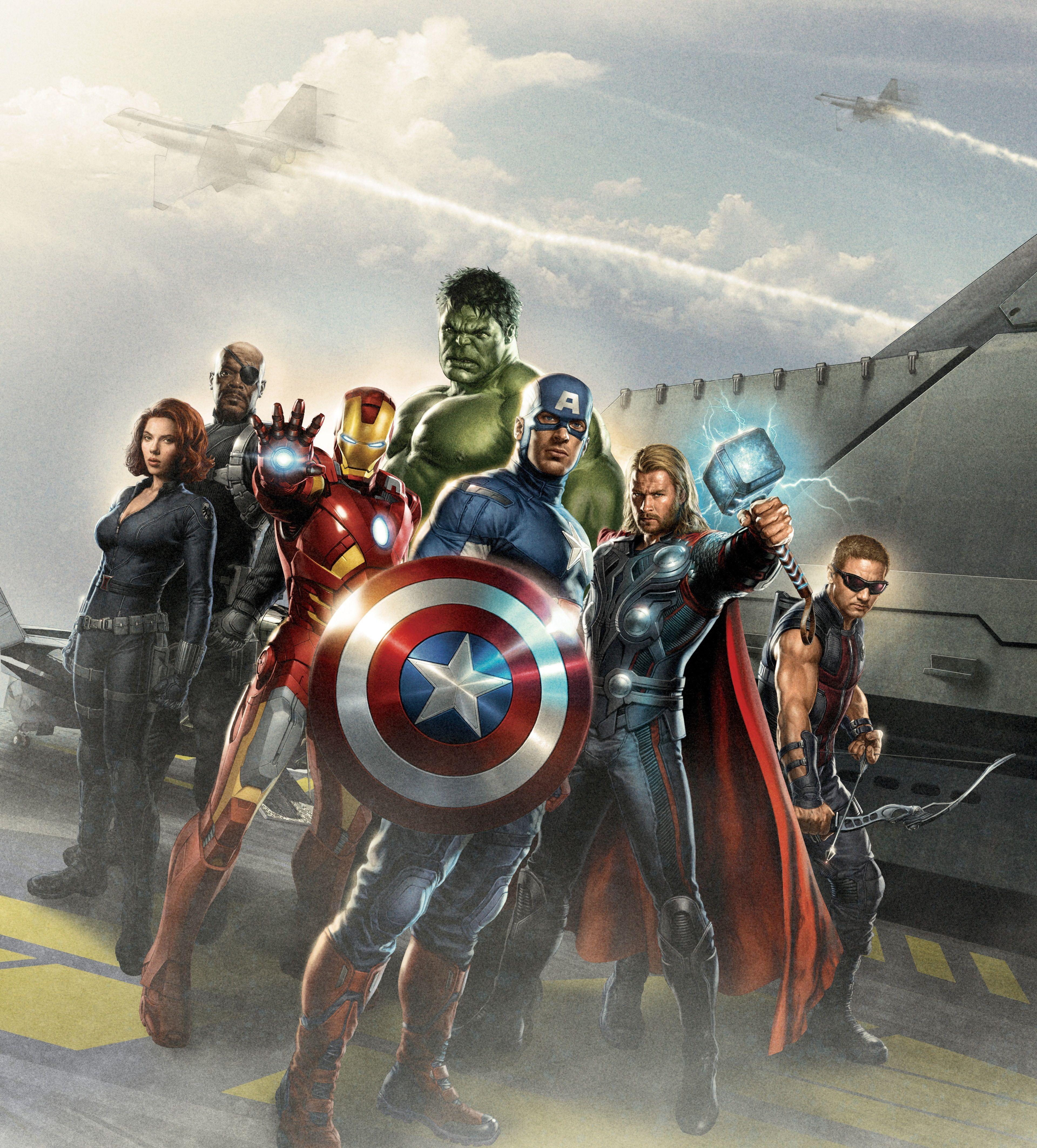 Avengers 4k Wallpaper For Pc Download
