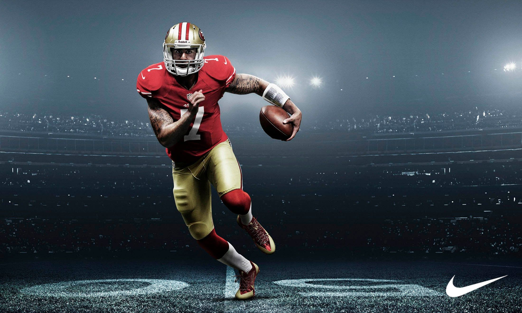 Football Player 7 San Francisco 49ers Nike Nfl Football Wallpaper San Francisco 49ers Nfl Players