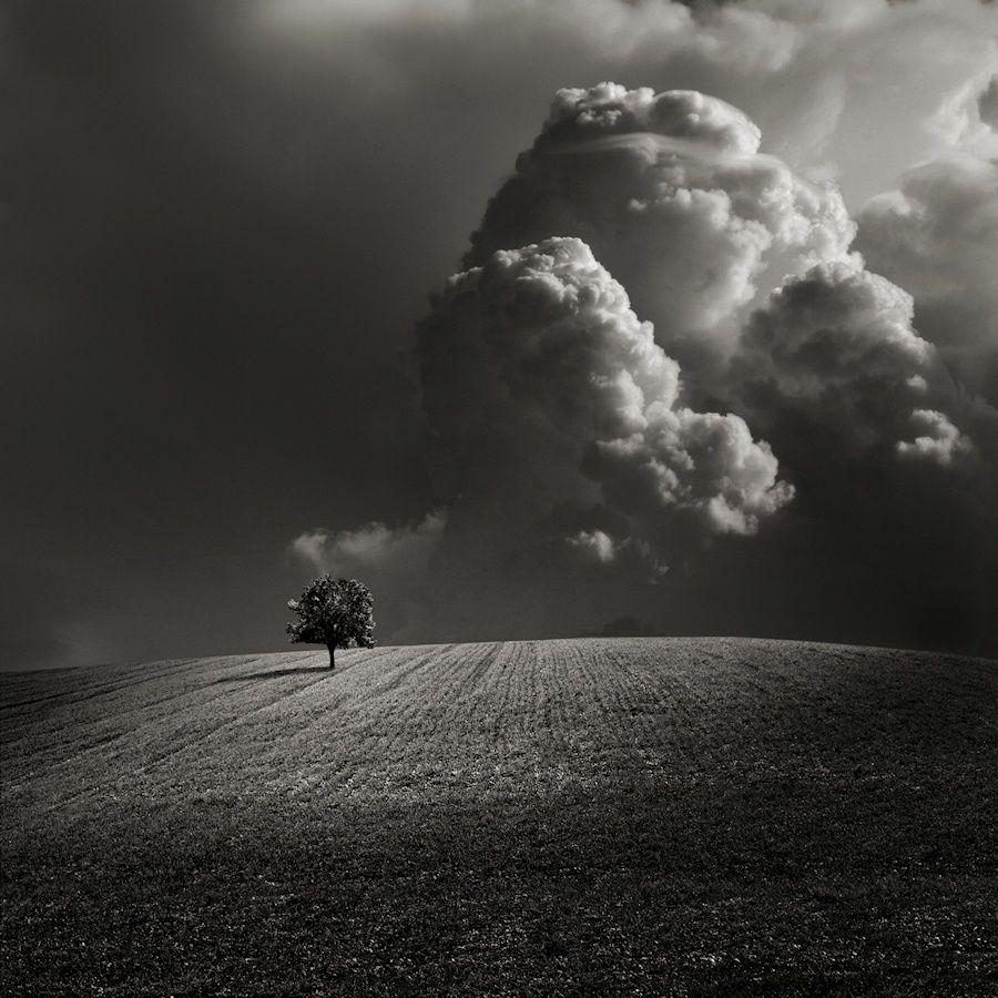 Stormy Afternoon By Carlos Gotay On 500px Pejzazhi Fotografii Buri
