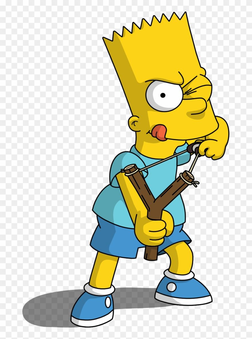 Bart Clipart Background Bart Simpson Png Download 4890568 Is A Creative Clipart Download The Transparent Clipa Bart Simpson Homer Simpson Fotos Do Bart