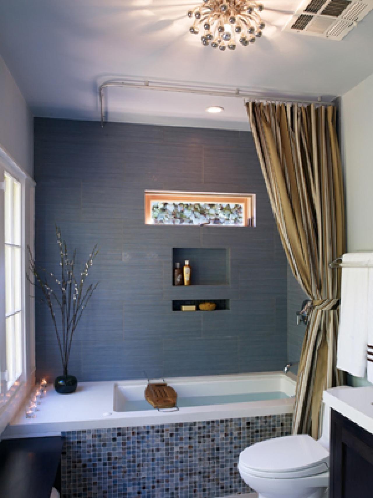 Bath under window ideas  tub enclosures  tub enclosures tubs and small bathroom designs