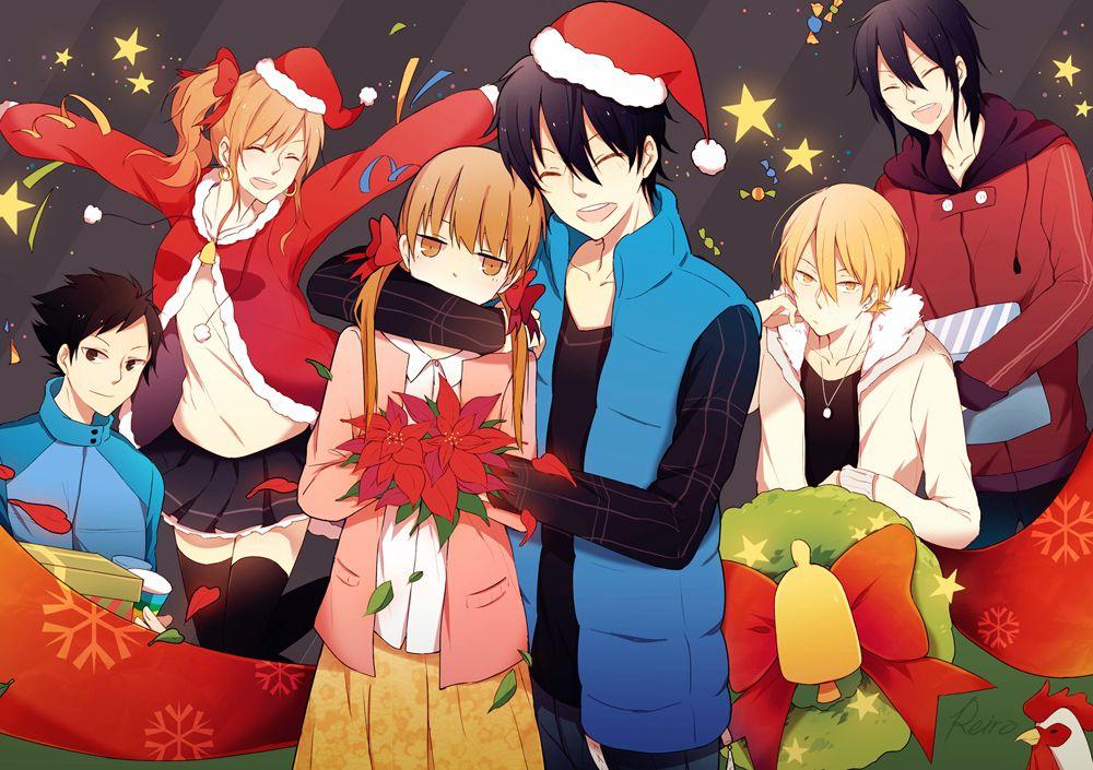 Image result for tonari no kaibutsu christmas