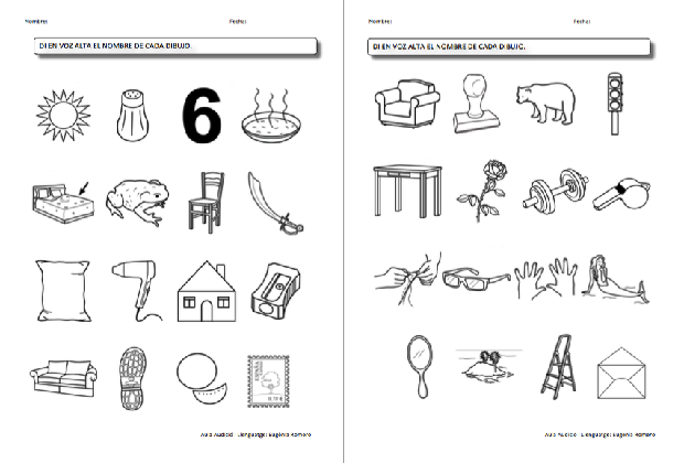 cuaderno actividades del fonema s | Recursos Logopedia