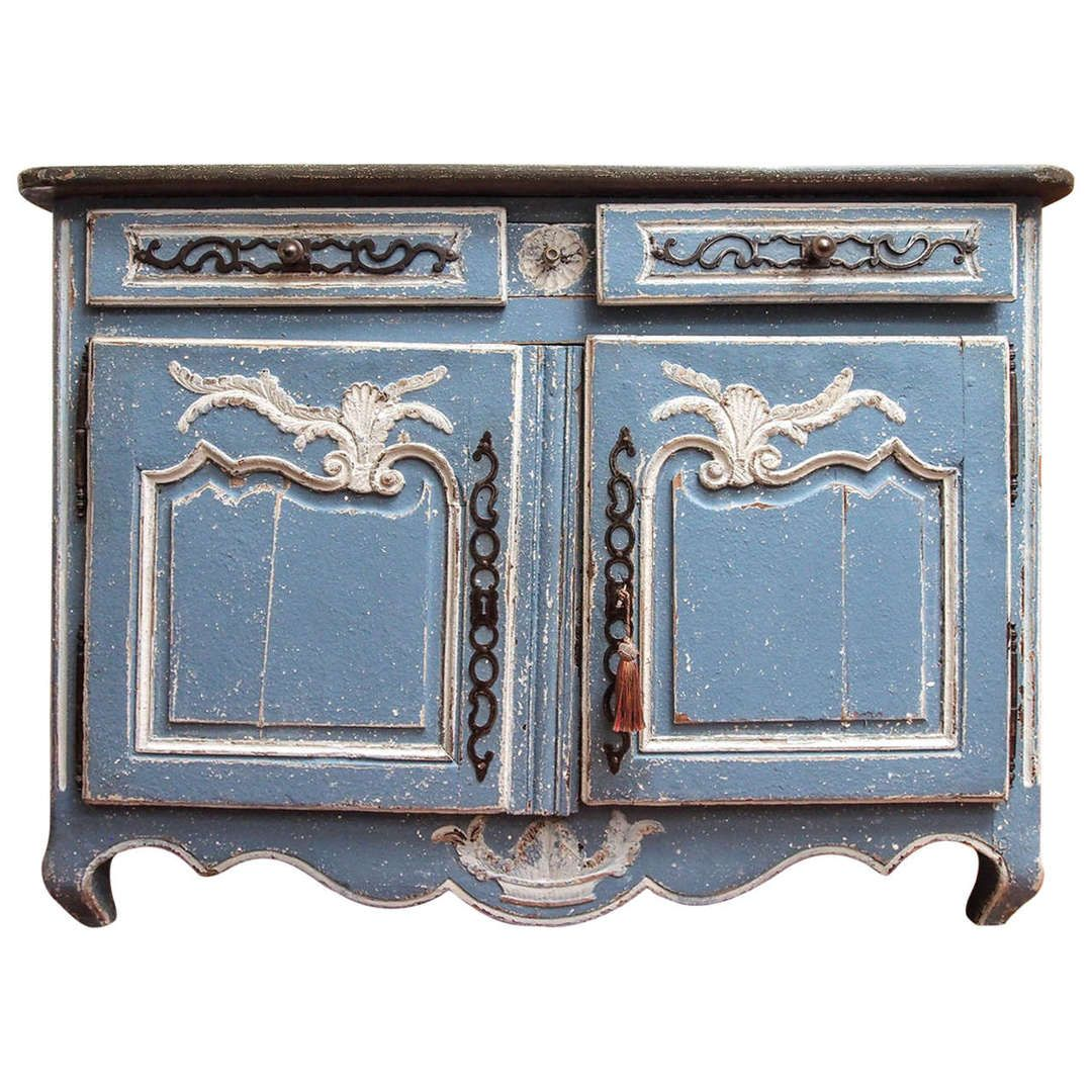 19th Century Painted Buffet · Hand Painted FurniturePaint ...