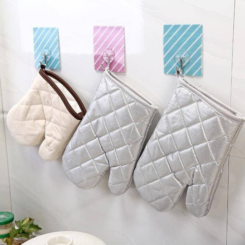 Microwave Oven Temperature For Cake: Microwave Oven Insulation Anti-scalding Glove Thick High