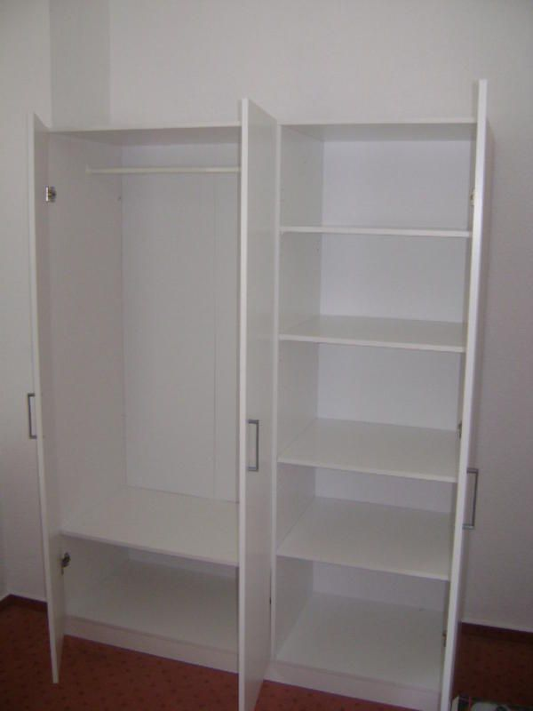 Ikea Dombas wardrobe with tons of storage | Future Home | Pinterest ...