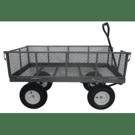 Yard Tuff Ytf 2448ms 2 In 1 Jumbo Wagon Yard 2 In Bed Sizes
