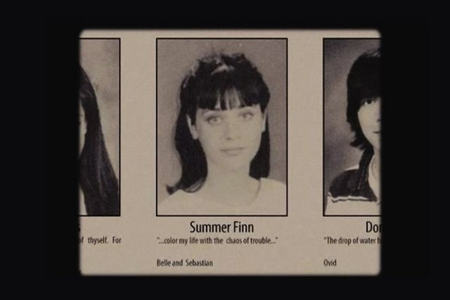 Color My Life With The Chaos Of Trouble 500 Days Of Summer Quotes 500 Days Of Summer Color Me